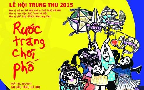 Dia diem vui choi Tet trung thu tai Ha Noi nam 2015