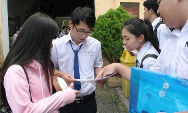 Đã có điểm thi vào lớp 10 Hà Nội 2016