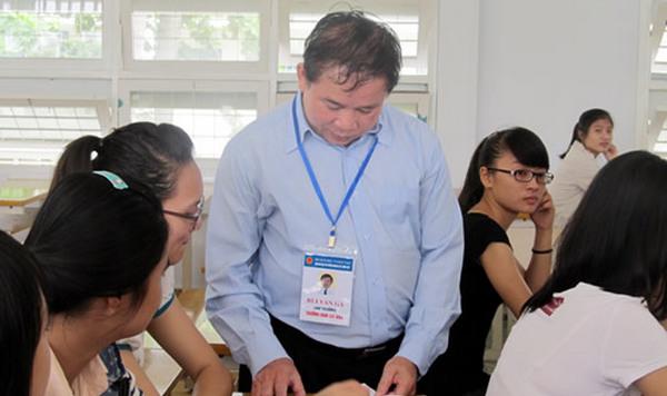 Bo GD khong duyet de an thi va xet tot nghiep THPT cua TPHCM