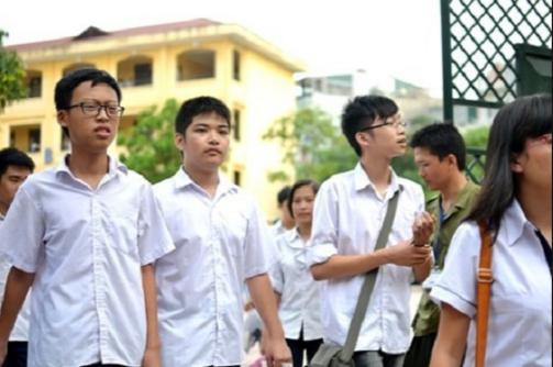 Phuong an tuyen sinh lop 10 Quang Ninh nam hoc 2017-2018