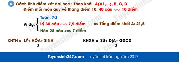 Bo GD&DT chot phuong an thi THPT Quoc gia 2017 - Moi nhat