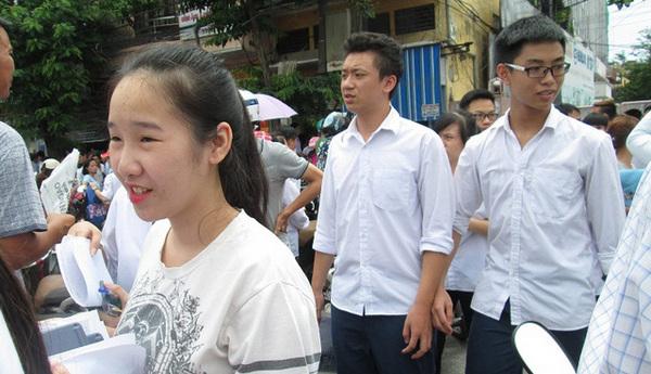 Cum Tien Giang to chuc 26 diem thi THPT Quoc gia 2017