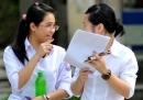 Đáp án đề thi cao đẳng môn tiếng Trung khối D năm 2012