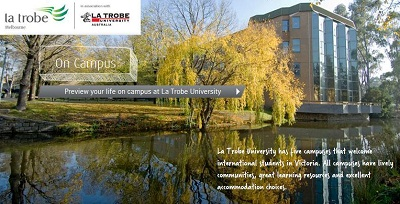 Cơ hội học bổng 100% học phí tại trường La Trobe Melbourne