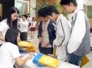 Chỉ tiêu xét tuyển NV2 Cao đẳng Kinh tế Đối ngoại năm 2012