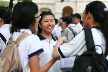 Đáp án đề thi môn toán lớp 10  tỉnh NINH THUẬN năm 2012