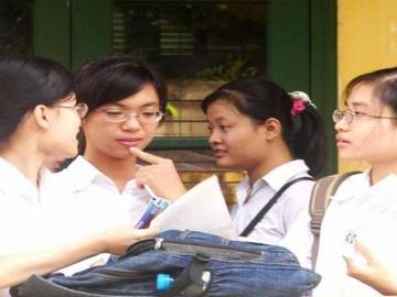 Đáp án đê thi môn tiếng anh vào lớp 10 tỉnh Nam Định năm 2012