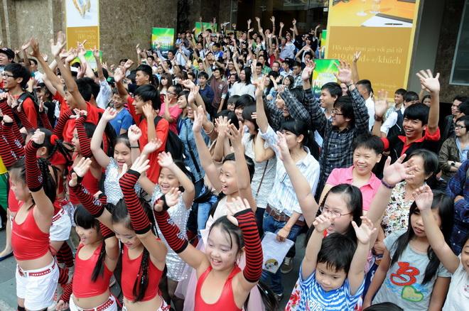 Viet nam got talent 2012 - 2013 bat dau vong so loai tai HCM