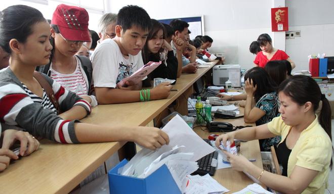 Đại học Công nghiệp TP.HCM xét tuyển bổ sung 1450 chỉ tiêu