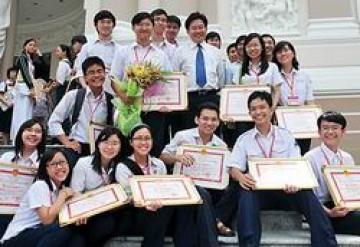 Bộ GD công bố lịch thi học sinh giỏi quốc gia THPT năm 2013