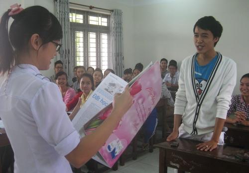 Học chế tín chỉ trao quyền chủ động cho sinh viên