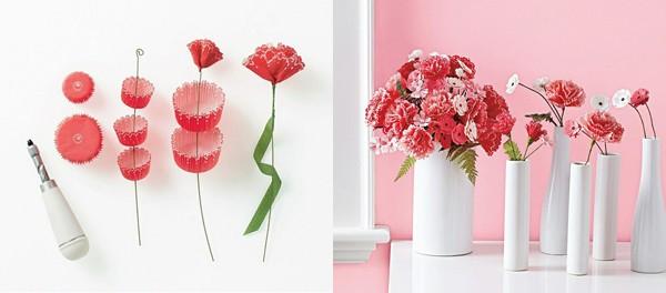 SMS Brand name cach lam hoa giay 2011 handmade cuc lung linh 1 Cách làm hoa giấy 20/11 handmade cực lung linh