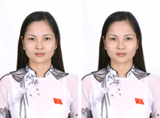 hinh anh vu thi huong sen dai bieu quoc hoi tinh hai duong 4 Dr. V Th Hng Sen, Young and Beautiful Deputy, A Sensation in Vietnam
