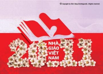 Nhiều thầy cô giáo được tuyên dương kỷ niệm Ngày Nhà giáo Việt Nam 20-11