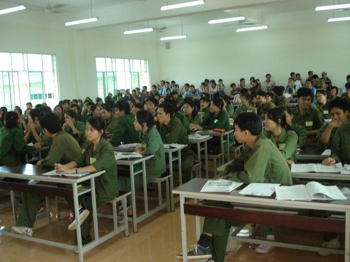 Đối tượng nào được miễn học môn Giáo dục quốc phòng- an ninh?