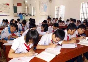 Đề thi lớp 6 học kì 1 môn sinh học năm 2012 đề số 22
