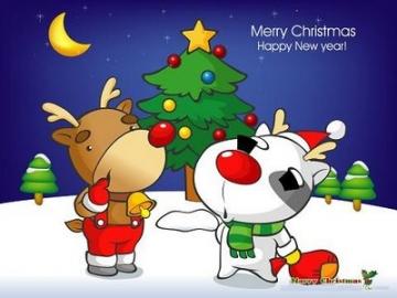 Những lời chúc mừng giáng sinh