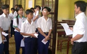 Đề thi lớp 9 học kì 1 môn hóa học năm 2012 đề số 29