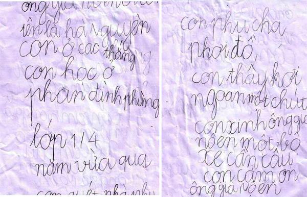 Ôm bụng cười thư gửi ông già Noel của học sinh tiểu học