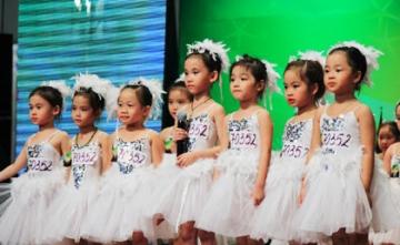 Tập 3 VN's Got Talent 2013: Tài năng nhí vẫn lên ngôi