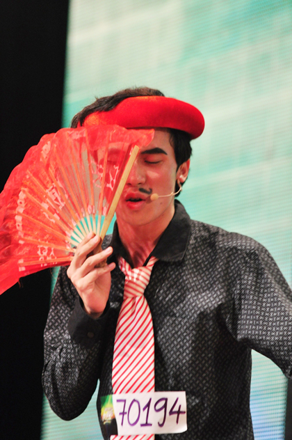 Tap 3 VN's Got Talent 2013: Tai nang nhi van len ngoi
