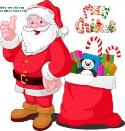 Tin nhắn hình chúc mừng giáng sinh đẹp và ý nghĩa nhất