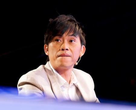 Giam khao Hoai Linh trong \