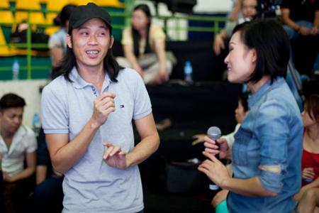 """Hoài Linh: """"Tôi mà đi thi coi chừng ẵm hết giải"""""""