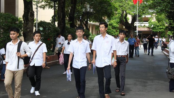 Chi tieu tuyen sinh Dai hoc Sai Gon nam 2013