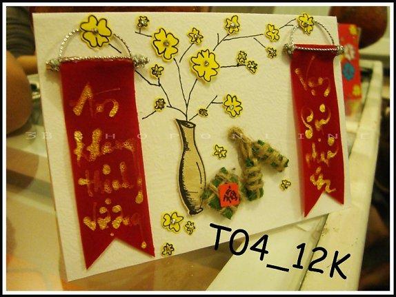 Loi chuc hay nhat 1320263095 bang.vn thiep tet handmade 1297265416793489646 574 0 Cách làm thiệp tết Handmade