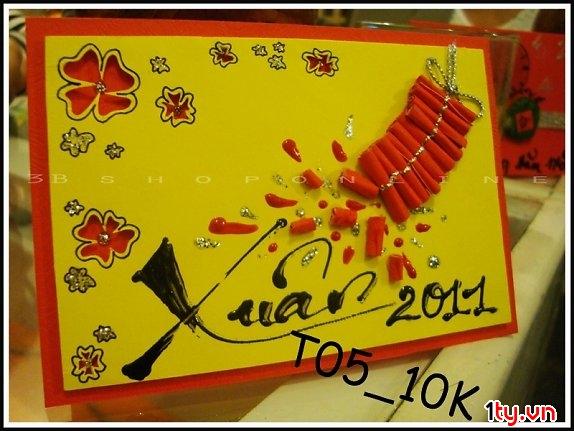 Loi chuc hay nhat 1319662642 thiep tet handmade 12972658701608509234 574 0 Cách làm thiệp tết Handmade