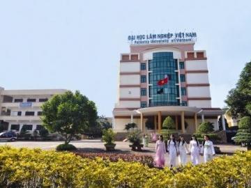 Chỉ tiêu tuyển sinh Đại học Lâm Nghiệp Việt Nam năm 2013
