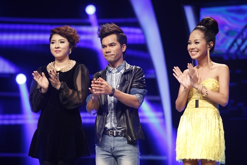 Ya Suy i nhng v vo chung kt Vietnam Idol cho Bo Trm