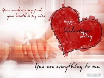 Tin nhắn hay, hài hước cho ngày Valentine