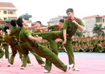 Chỉ tiêu tuyển sinh Học viện Cảnh sát Nhân dân năm 2013