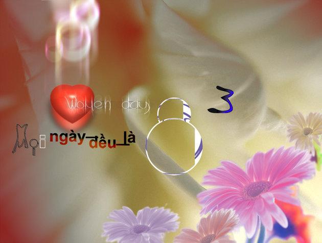 Lời chúc 8/3 hay nhất tới một nửa xinh đẹp nhất của thế giới   loi chuc 8 3 hay va y nghia nhat 5