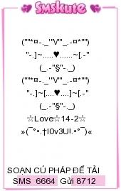 Loi chuc Valentine cho ban gai