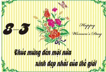 Những lời chúc 8-3 dành tặng chị gái, em gái
