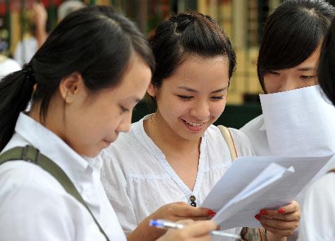Tu van tuyen sinh: Diem chuan thi lien thong nam 2013 tinh nhu the nao?