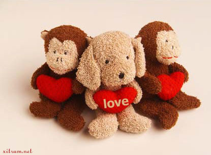 Loi chuc hay nhat monkey dog SMS Sinh nhật