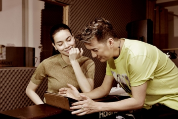 Mr Đàm và Hà Hồ làm giám khảo X Factor Viet Nam?