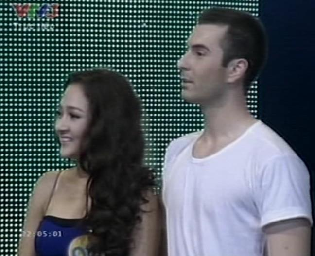 Bao Anh & Atanas - Buoc nhay hoan vu 2013 Tuan 1 (23/03/2013)