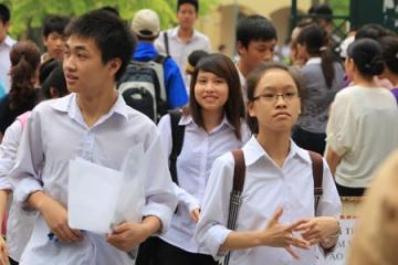 Lịch thi vào lớp 10 năm 2013 tại Hà Nội