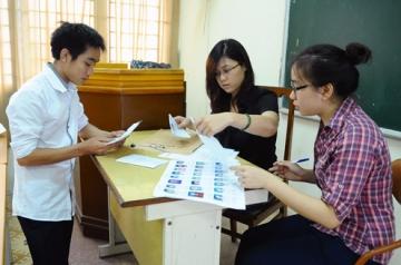 Tư vấn tuyển sinh: Cách ghi hồ sơ thi đại học vào trường không tổ chức thi?