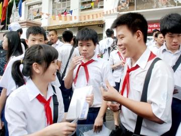 Kế hoạch tuyển sinh đầu cấp tại Cần Thơ năm học 2013 - 2014