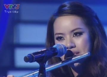 Huyền Trang Chung kết 2 Viet Nam Got Talent 2013 ngày 14/04/2013