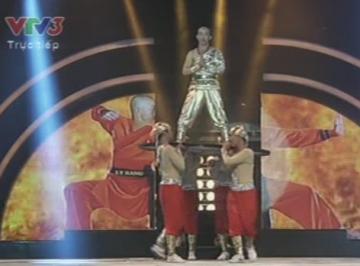 Nhóm Lý Bằng - Chung kết 2 Viet Nam Got Talent 2013 ngày 14/04/2013