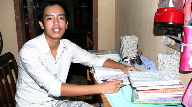 Bi quyet luyen thi dai hoc khoi C cua thu khoa DH Su pham Hue