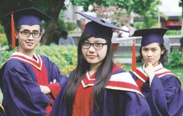 Trường Đại học Kinh tế Tài chính TPHCM tuyển sinh liên thông năm 2013