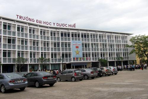 Ty le choi nam 2014 Dai Hoc Y Duoc - Dai Hoc Hue